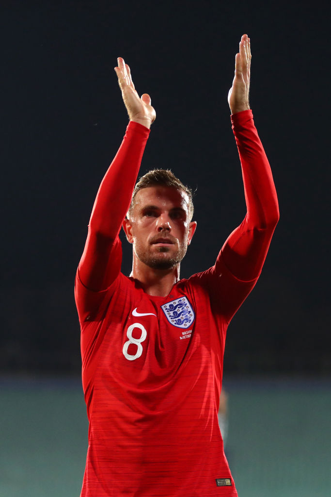 Henderson capped a solid international break for Liverpool.