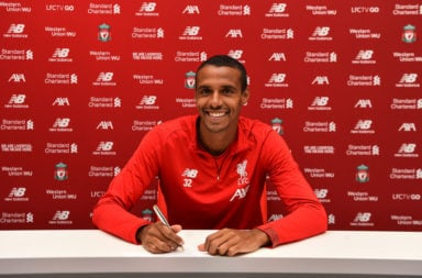 According to reports in Cameroon, PSG are monitoring Joel Matip as a potential replacement for Thiago Silva.