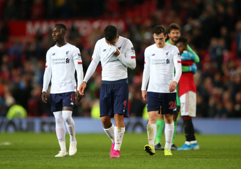 3 reasons why Liverpool underperformed against Manchester United