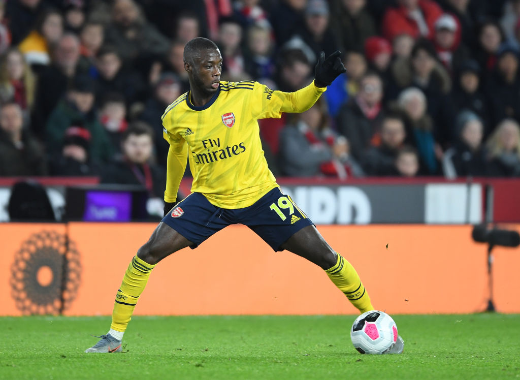 Liverpool dodged a bullet by not signing Nicolas Pepe.