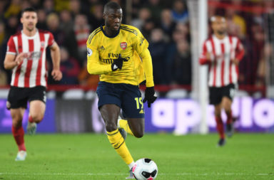 Liverpool dodged a bullet not signing Nicolas Pepe.