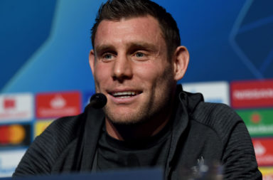 James Milner has confirmed contract extension talks with Liverpool.