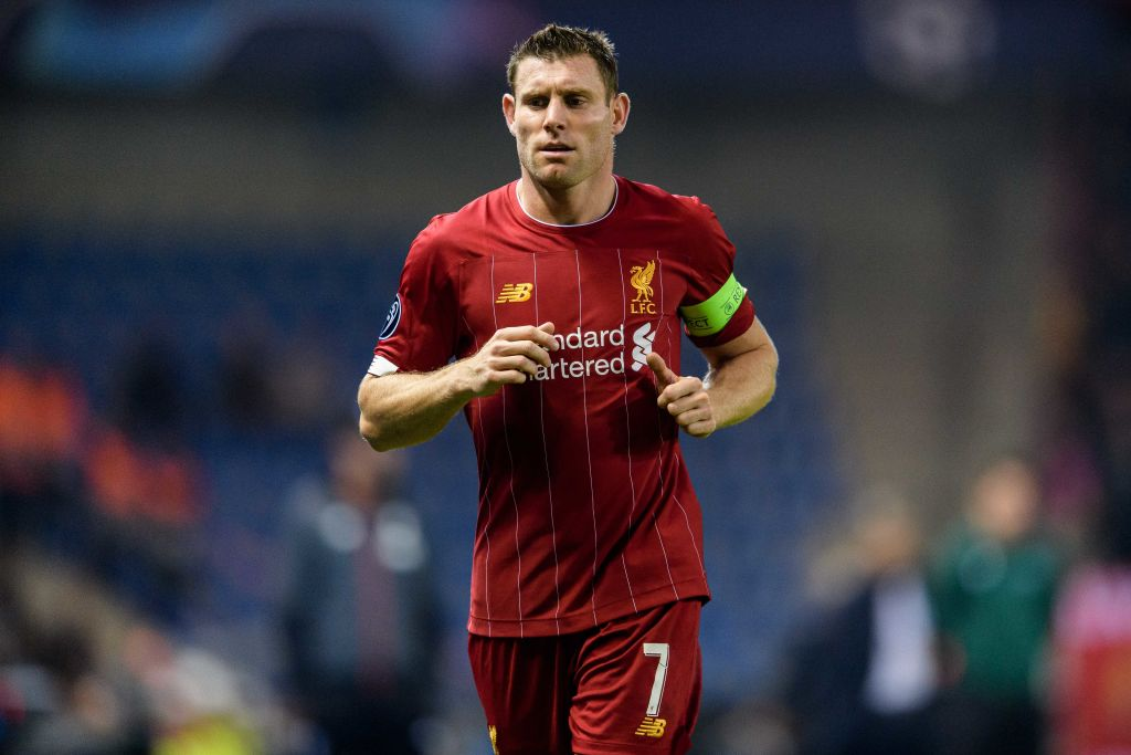 A James Milner contract extension could be Liverpool's signing of the season.