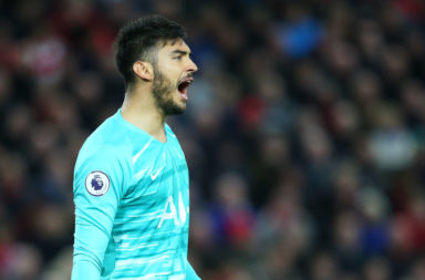 Paulo Gazzaniga saved Spurs from humiliation against Liverpool.
