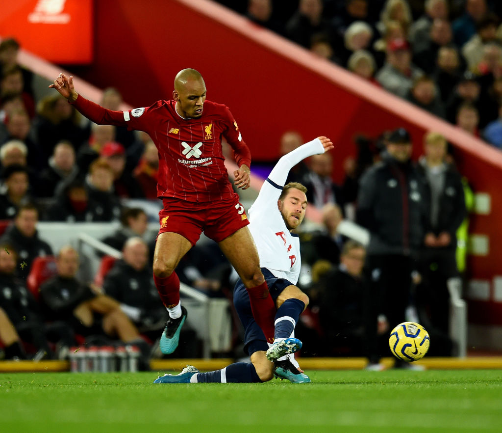 How one Liverpool midfielder played like Pirlo against Spurs, proving he is indispensable