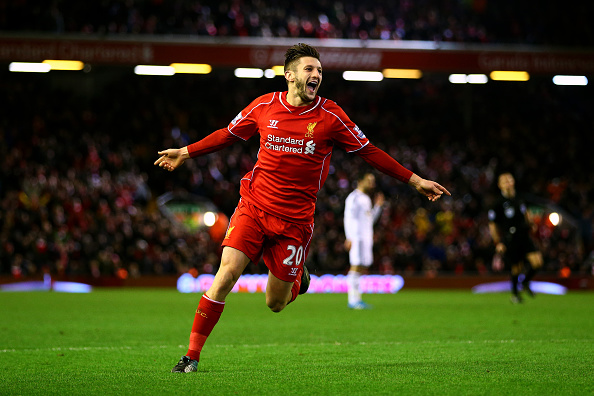 Lallana is one of 3 Liverpool players that should be moved on.