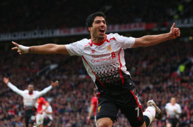 Liverpool win at Old Trafford would be historic.