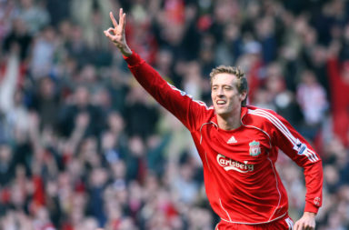 Peter Crouch has backed Liverpool for Champions League glory.