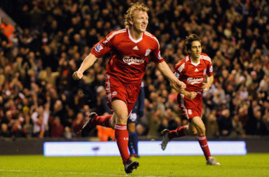 Dirk Kuyt believes this is a better Liverpool side than the one he played in.