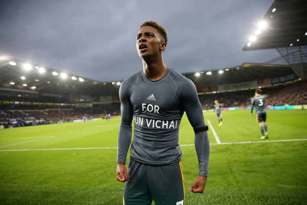 Demarai Gray has issued a bold warning to Liverpool.