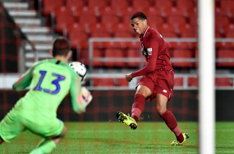 Elijah Dixon-Bonner has signed a contract extension with Liverpool.