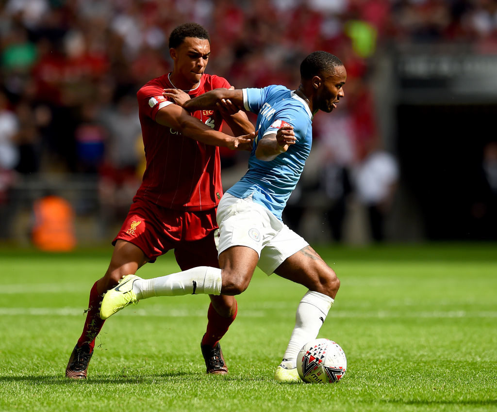 Man City ace Sterling: Right time to go back and BEAT Liverpool