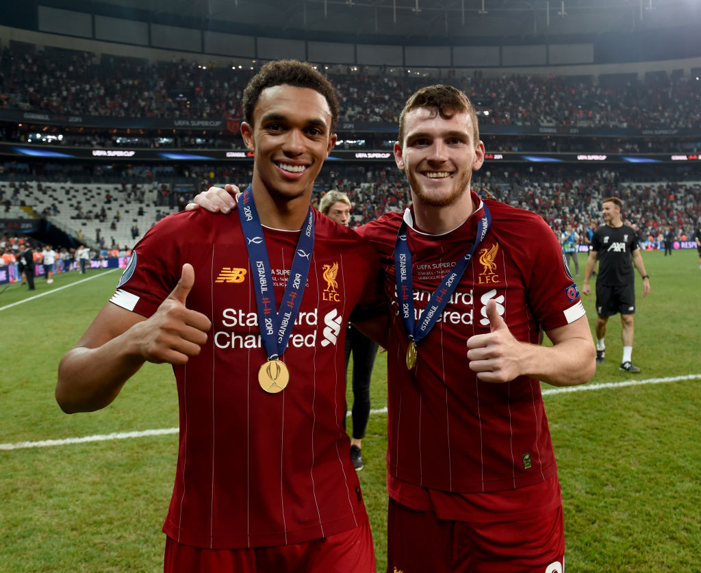 Liverpool duo's competitiveness defines why Reds are so far ahead