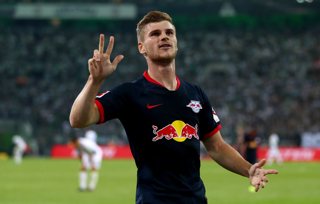 Timo Werner has been in fine form this season.