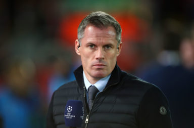 Jamie Carragher has urged Jürgen Klopp to make a January signing.