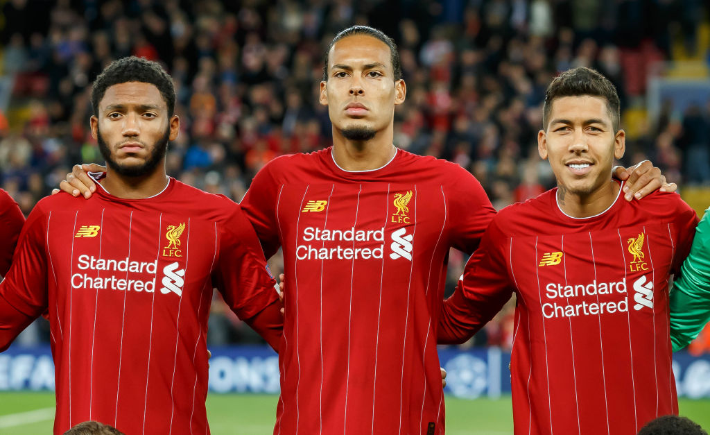 The vital area of the team where Liverpool are undoubtedly the world's best