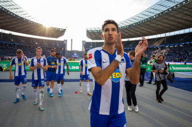 According to James Pearce, Marko Grujic 'will move on' and there is interest from Borussia Monchengladbach.