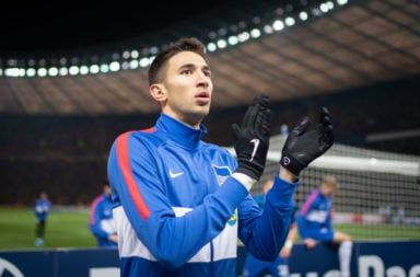 Marko Grujic has changed agents and Liverpool are pushing for a move.