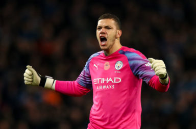 Liverpool could have been given a huge boost by an Ederson injury.