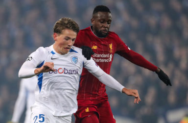 Liverpool will look to sign Sander Berge from Genk according to Dimitri De Conde.