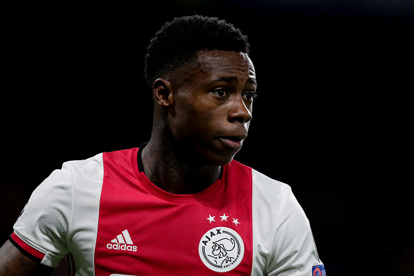Reports have suggested that Liverpool could sign Quincy Promes after he admitted he is open to a Premier League move.