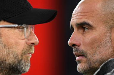 Pep Guardiola has called Liverpool the strongest team in the world.