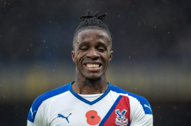 Liverpool could have been given a huge boost ahead Saturday's game with Wilfried Zaha a doubt.