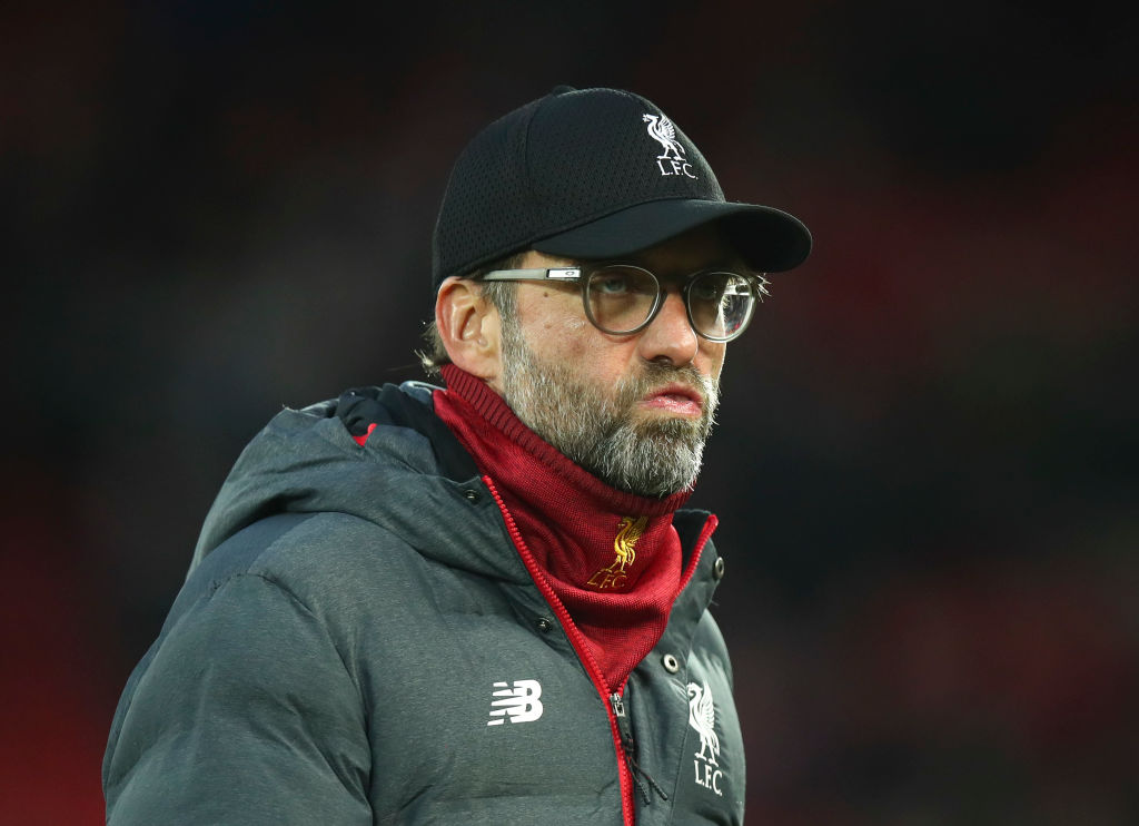 Why Liverpool's next three games are the most 'must-win' of the season