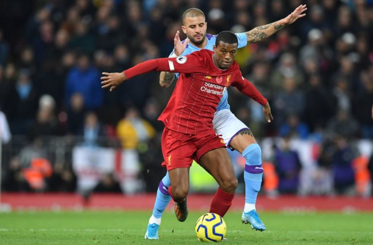 Jürgen Klopp needs to change his midfield after Manchester City win.