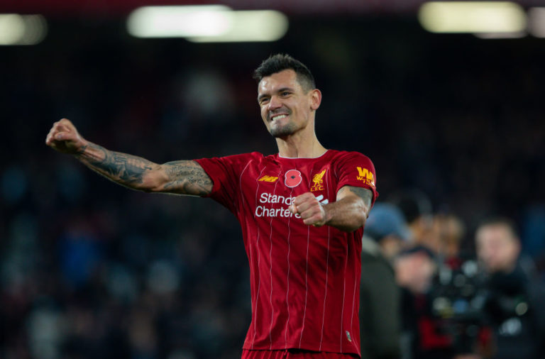 Liverpool fans owe Dejan Lovren an apology after he has put in strong performances in the league.