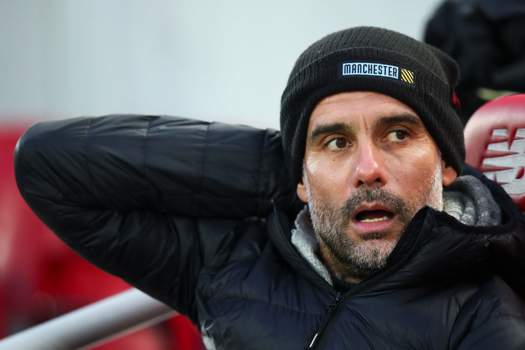Liverpool's dominance highlighted by latest Manchester City rumours - what else did we expect?