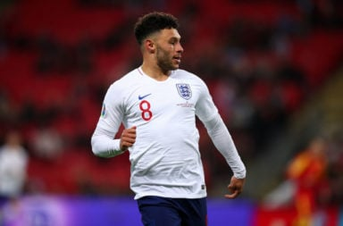 Twitter has reacted to the Alex Oxlade-Chamberlain goal and performance for England.