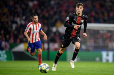 Amid suggestions of a future Liverpool bid for Kai Havertz, the German has said he is open to leaving Bundesliga.