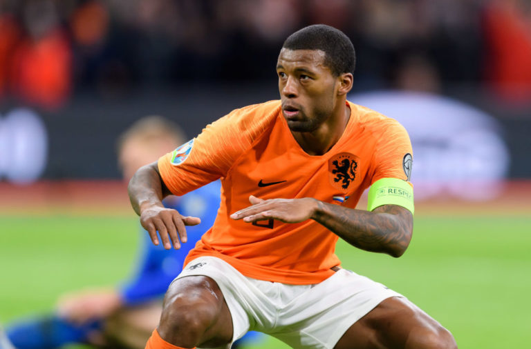 The international form of Gini Wijnaldum shows why he deserves to be on the Ballon d'Or shortlist.