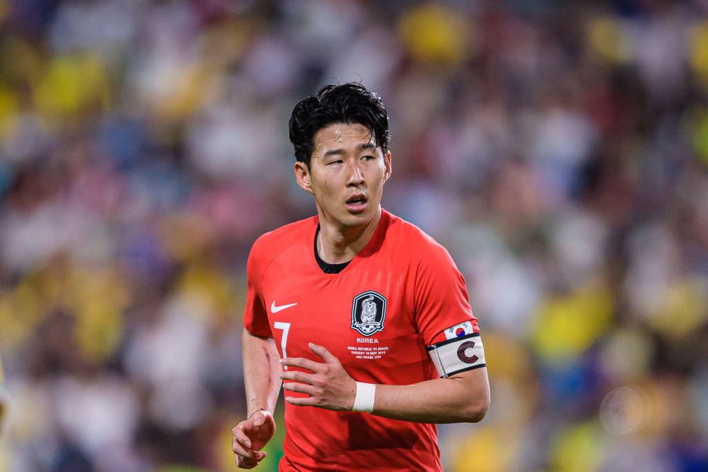 Kopites have been begging Liverpool to sign Son Heung Min.