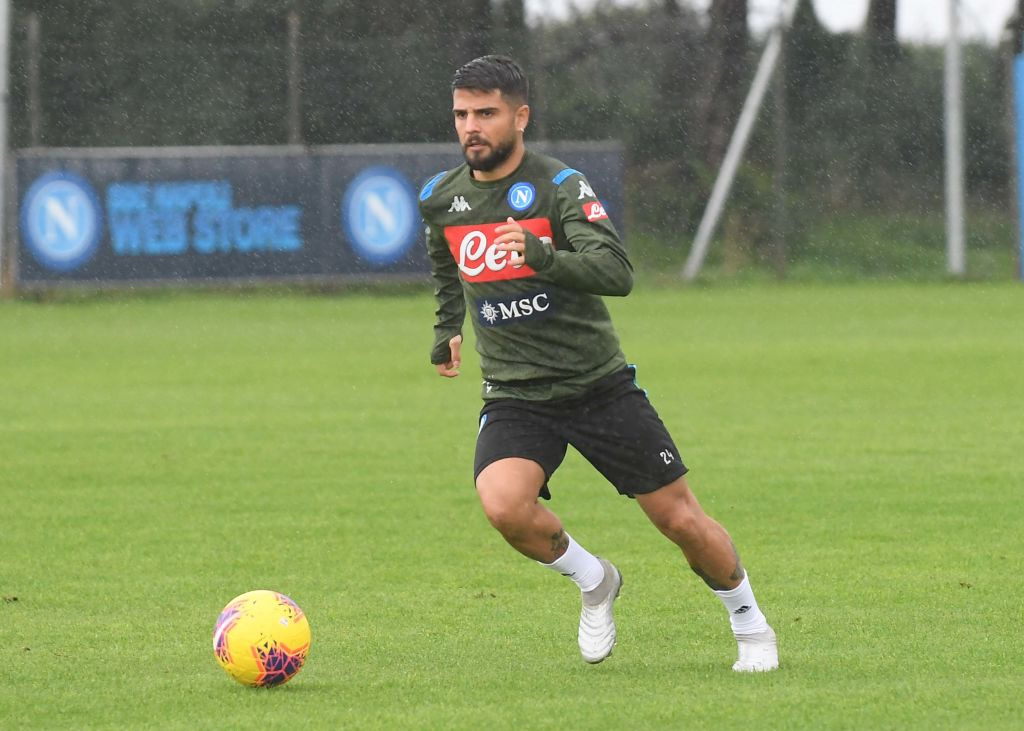 A Lorenzo Insigne injury has handed Liverpool a huge boost ahead of Wednesday's game with Napoli.