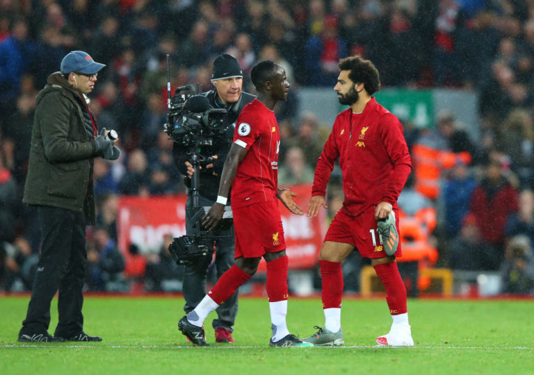 Mohamed Salah's 'unclear' return date provides Mane with perfect opportunity to claim No.1 mantle