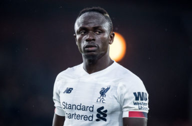 Garth Crooks has said that Sadio Mane is his favourite for PFA Player of the Year