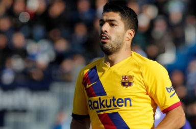 Luis Suarez has commented on Liverpool in the title race. His remarks reek of bitterness and jealousy.