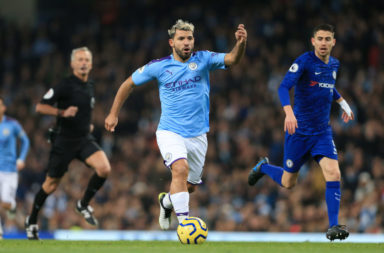 Liverpool may have been dealt a boost in the title race by a Sergio Aguero injury.