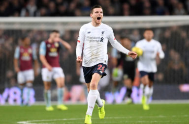 The Liverpool title challenge has been given a massive boost by Andy Robertson adding goals to his game.