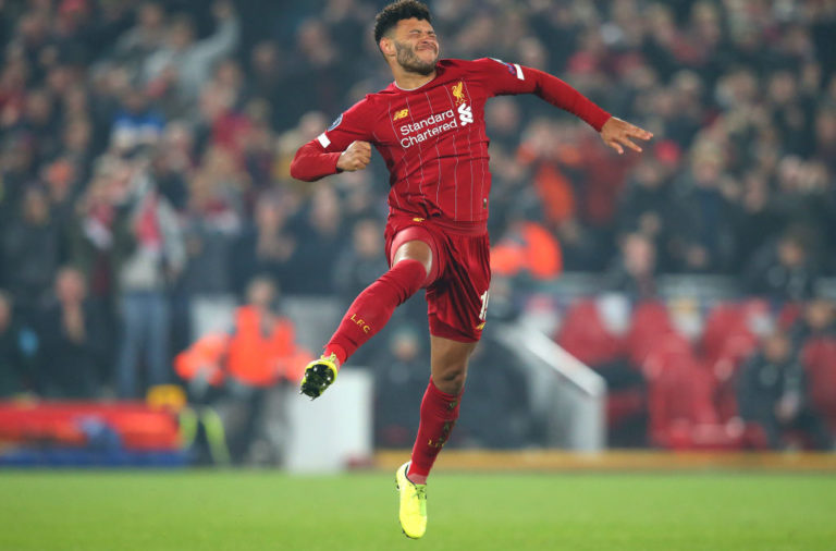 According to The Mirror, Wolves are interested in buying Alex Oxlade-Chamberlain from the Reds.