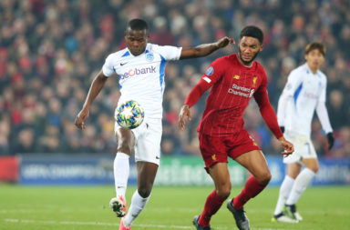Joe Gomez, Genk