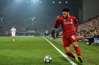 Twitter has reacted to the Alex Oxlade-Chamberlain goal against Genk.
