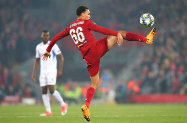 Gary Lineker has urged Klopp to play Alexander-Arnold in centre midfield.