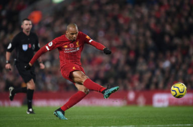 Twitter has reacted to the man of the match Fabinho display.