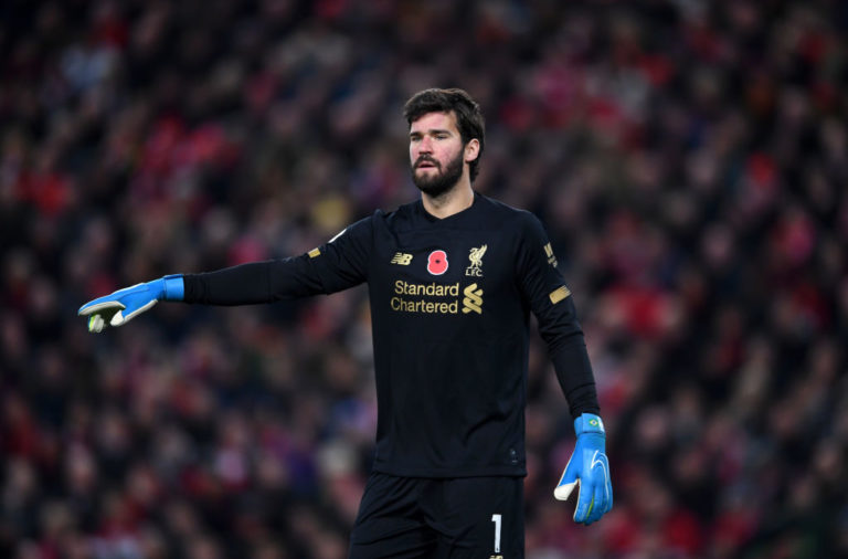 Fans are divided after Liverpool finally came up with an Alisson Becker song.