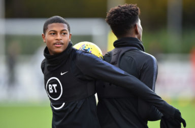 "Rhian Brewster would be ""perfect"" for Leeds United according to Noel Whelan."