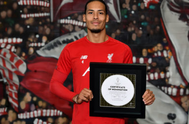 Liverpool's dominance has been emphasised by Goal's top 25 mens players in world football.