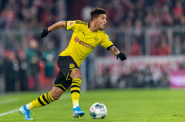 Will Liverpool sign Jadon Sancho? The media are reporting that he wants out of Dortmund
